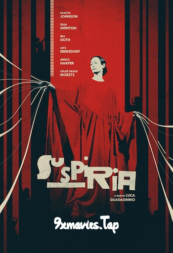 Suspiria 2018 English 480p WEB-DL 400MB