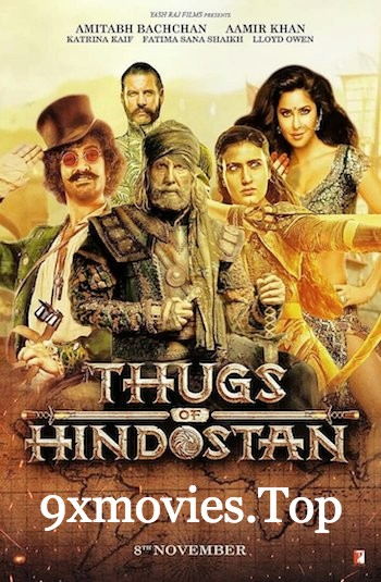 Thugs Of Hindostan 2018 Hindi 720p BluRay 1.2GB