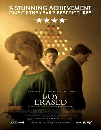 Boy Erased 2018 Hindi Dual Audio 350MB BluRay 480p ESubs