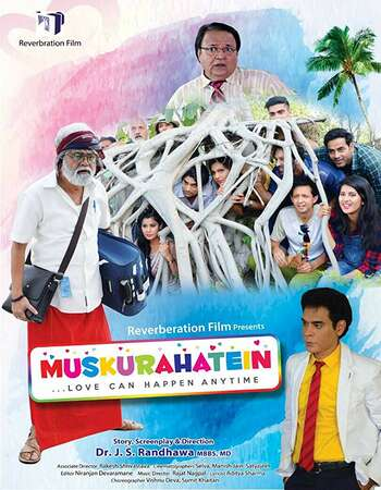 Muskurahatein 2017 Full Hindi Movie 720p Download