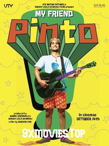 My Friend Pinto 2011 Hindi 720p WEB-DL 800mb