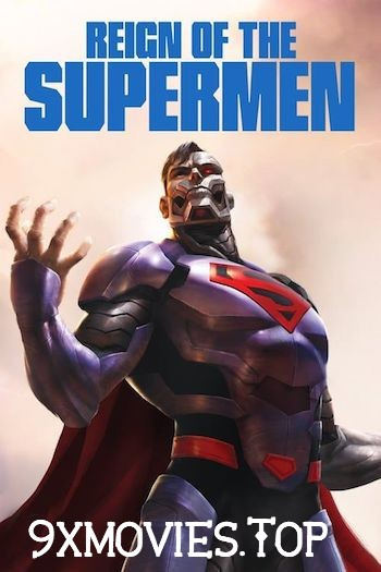 Reign of the Supermen 2019 English 720p WEB-DL 700MB ESubs