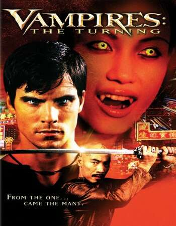 Vampires The Turning 2005 Hindi Dual Audio 720p Web-DL ESubs