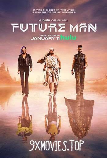 Future Man S02 Complete English 720p WEBRip 2.9GB