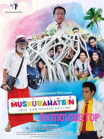 Muskurahatein 2017 Hindi 720p HDTV 950mb