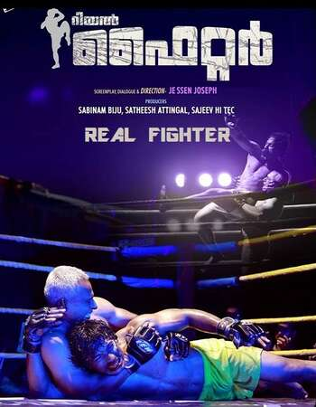 Real Fighter 2016 Hindi Dual Audio 720p UNCUT HDRip x264