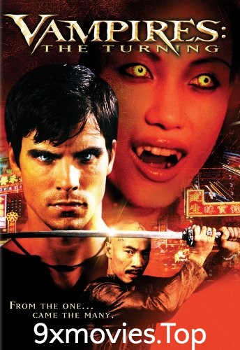 Vampires - The Turning 2005 Dual Audio Hindi Full 300mb Movie Download