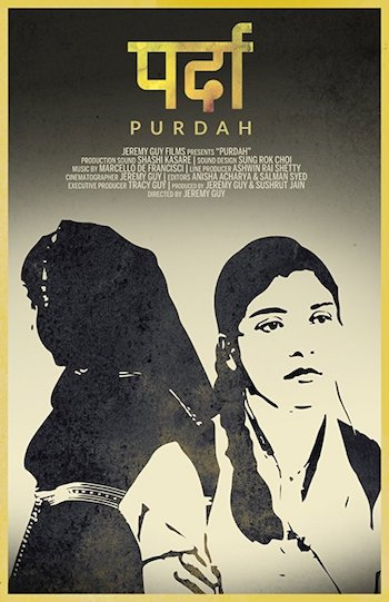 Purdah 2018 Hindi 720p HDRip 650MB