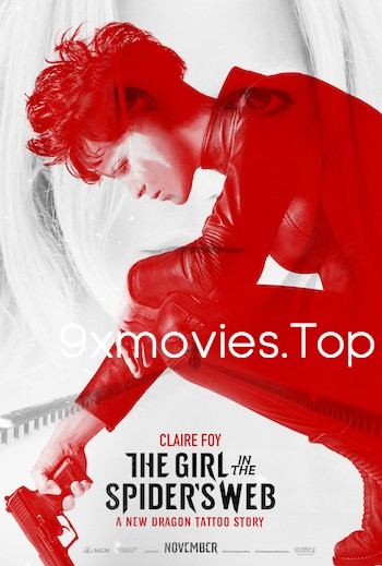 The Girl in the Spiders Web 2018 English 480p WEB-DL 300MB ESubs
