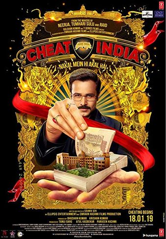 Why Cheat India 2019 Hindi 700MB PreDVDRip x264