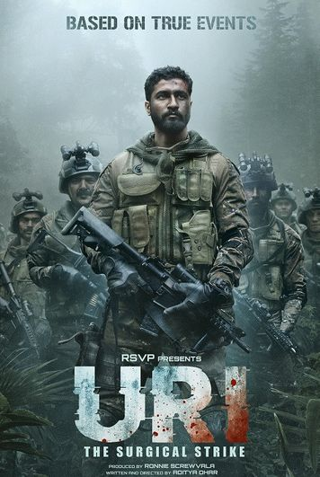 Uri The Surgical Strike 2019 Hindi 700MB PreDVDRip x264