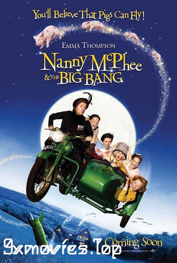 Nanny McPhee Returns 2010 Dual Audio Hindi 480p BluRay 300mb