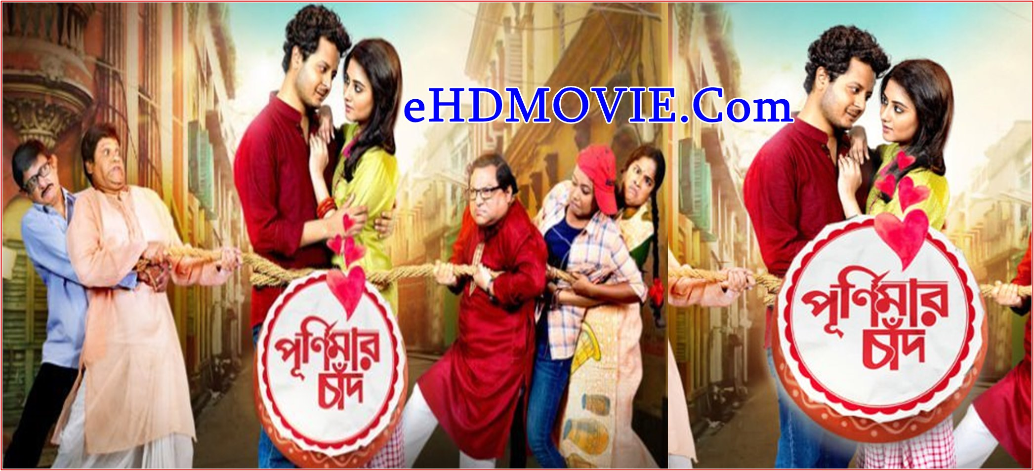 Purnimar Chaand 2018 Bengali Full Movie Original 720p WEB-DL 650MB