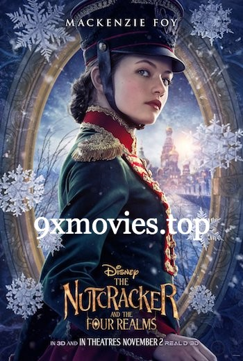 The Nutcracker And The Four Realms 2018 English 720p BRRip 950MB ESubs