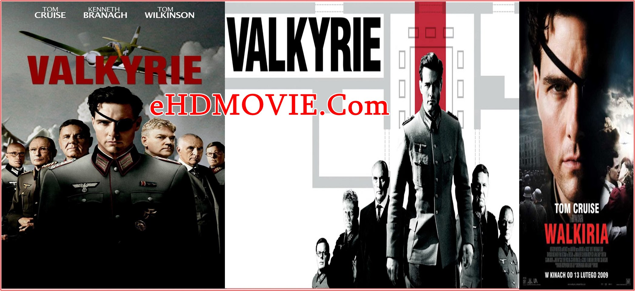 Valkyrie 2008 Full Movie English 720p – 480p ORG BRRip 550MB – 1.1GB ESubs Free Download