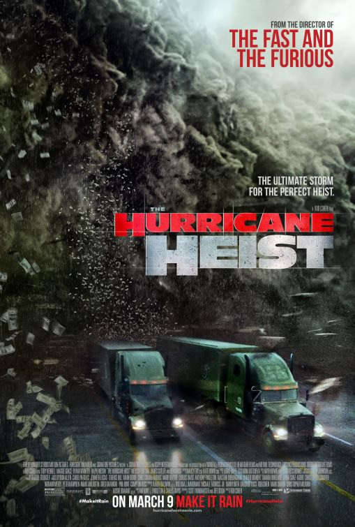 The Hurricane Heist 2018 Hindi Dual Audio 720p 1.1GB BluRay ESubs