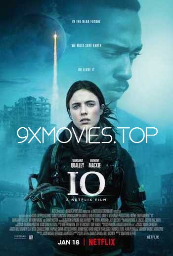 IO 2019 English 720p WEB-DL 800MB ESubs