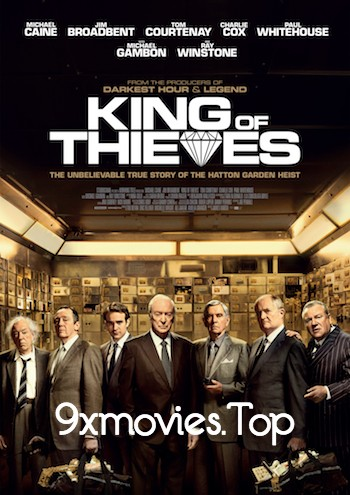 King of Thieves 2018 English 480p BRRip 300MB ESubs