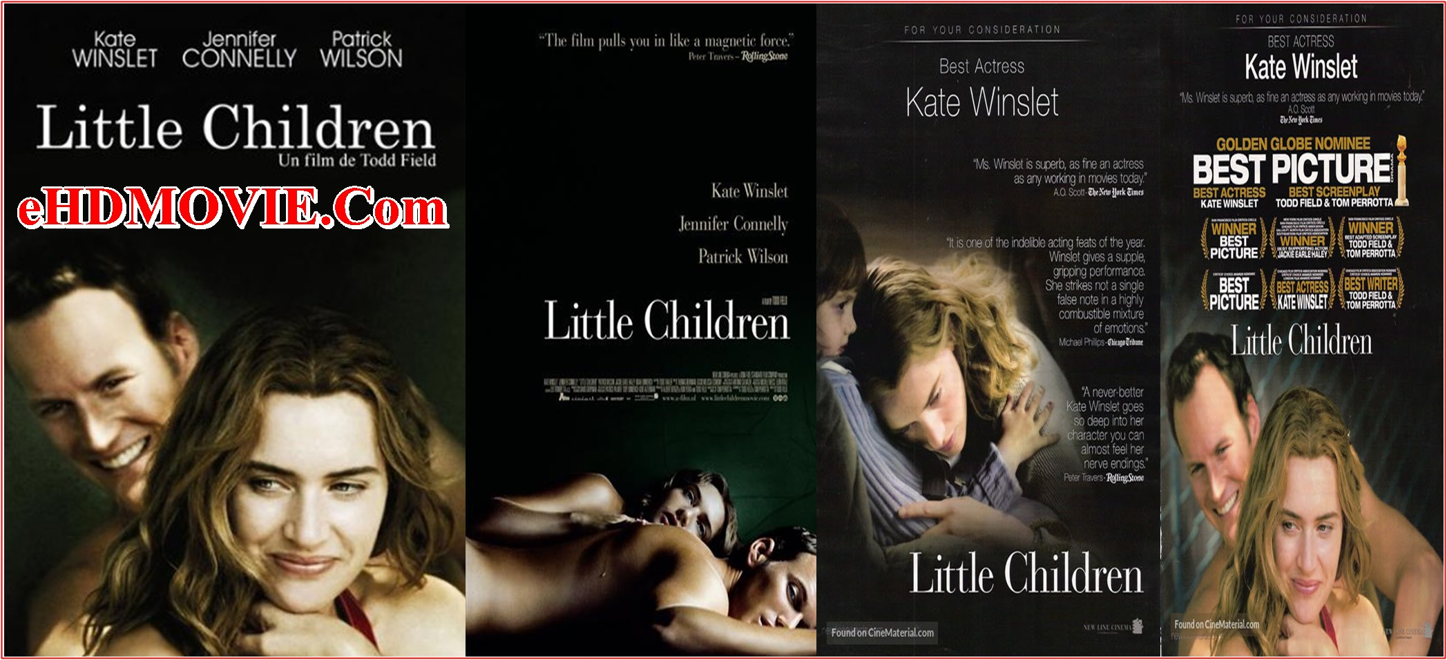 Little Children 2006 Full Movie English 720p – 480p ORG BRRip 450MB – 950MB ESubs Free Download