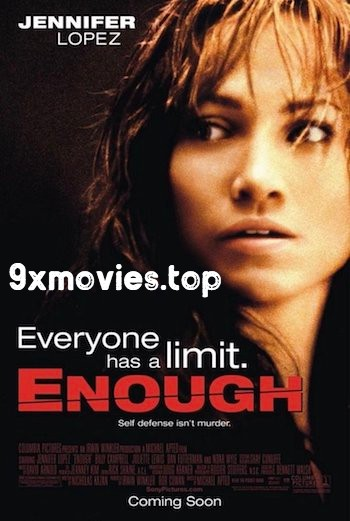 Enough 2002 Dual Audio Hindi 480p DVDRip 350mb