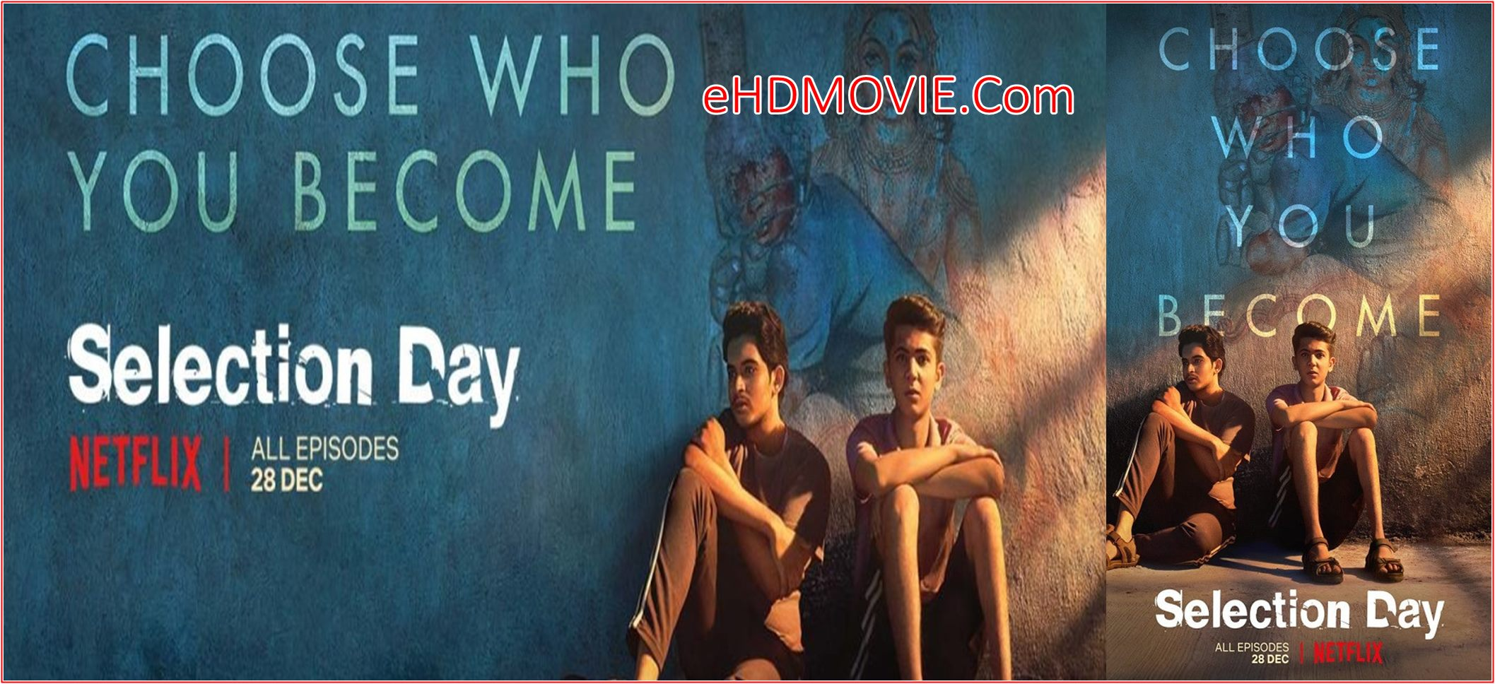 Selection Day 2018 S01 Complete Hindi 720p – 480p WEB-DL 450MB – 1.4GB ESubs
