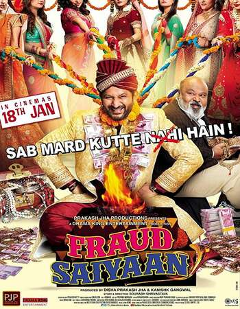 Fraud Saiyyan 2019 Hindi 1080p 1.3GB WEB-DL x264