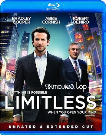 Limitless 2011 English 480p BRRip 300MB ESubs