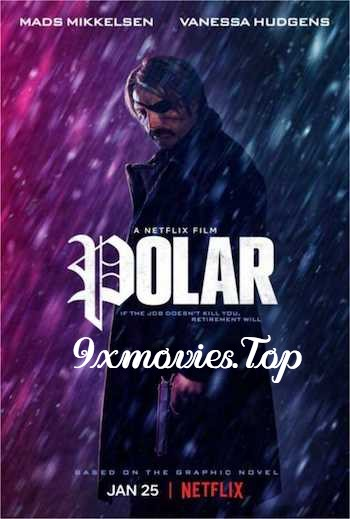 Polar 2019 English 720p WEBRip 950MB ESubs