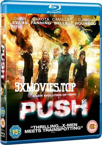 Push 2009 Dual Audio Hindi 720p BluRay 800mb