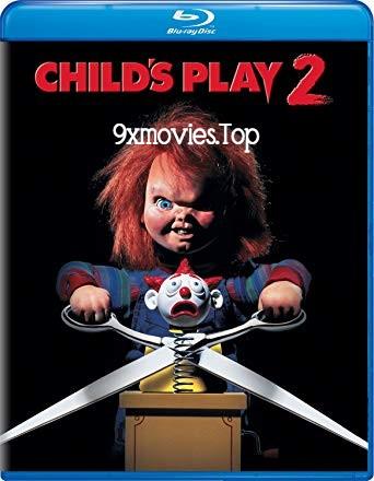 Childs Play 2 (1990) Dual Audio Hindi 480p BluRay 270mb