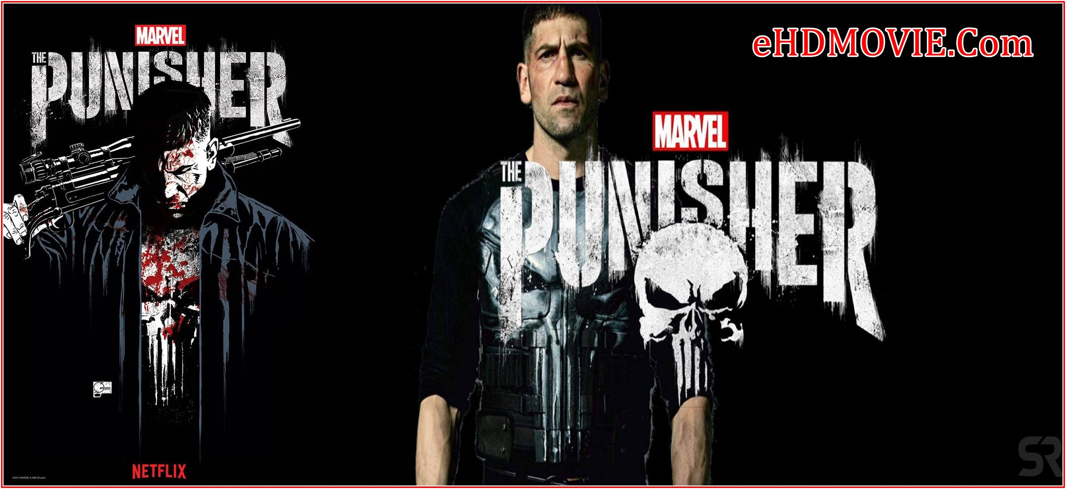 The Punisher Season 1-2 Complete English BRRip 480p & 720p