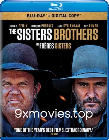 The Sisters Brothers 2018 English 480p BRRip 350MB ESubs