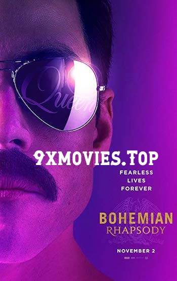 Bohemian Rhapsody 2018 English 480p WEB-DL 350MB ESubs