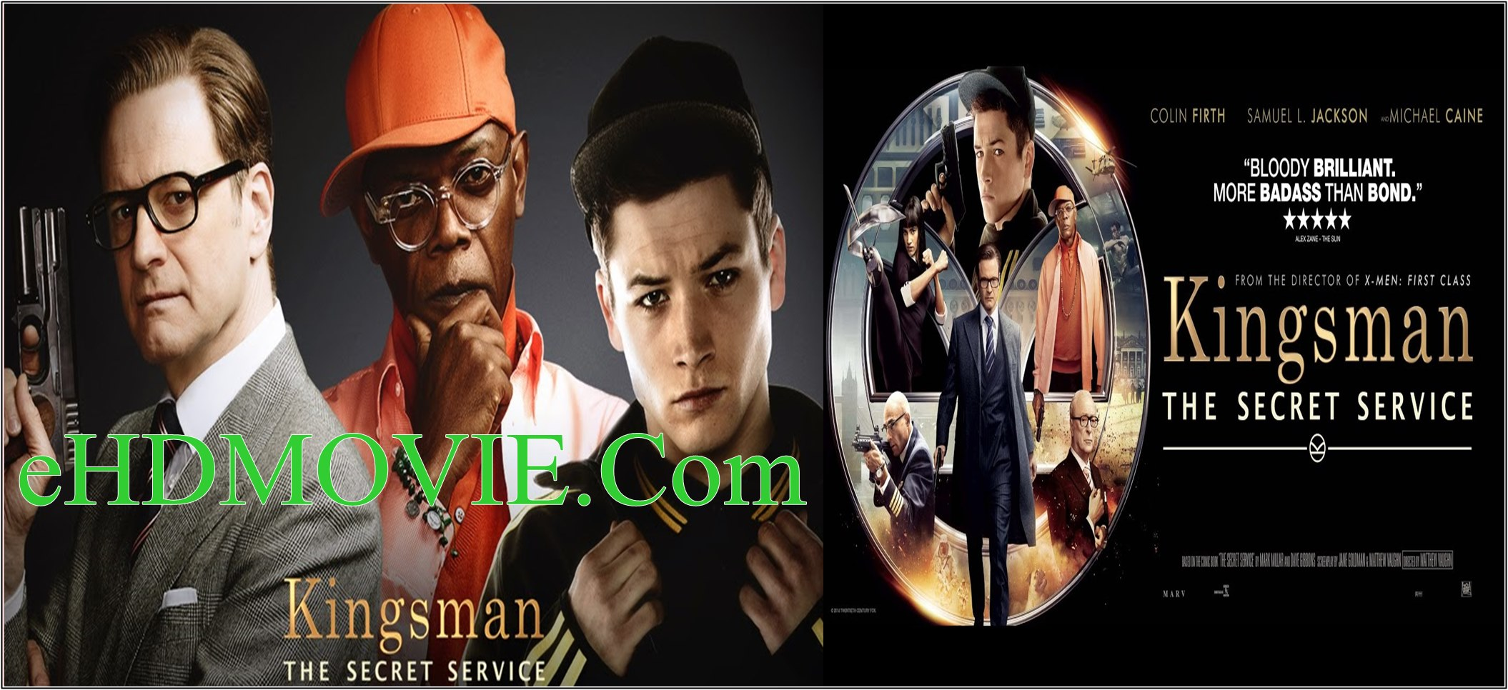 Kingsman: The Secret Service 2014 Full Movie Dual Audio [Hindi – English] 720p – 480p ORG BRRip 400MB – 1.1GB ESubs Free Download