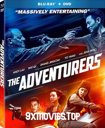 The Adventurers 2017 Dual Audio Hindi 720p BluRay 850mb