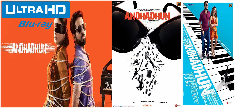 Andhadhun 2018 Full Movie Hindi 720p – 480p ORG BRRip 400MB – 1.1GB ESubs Free Download
