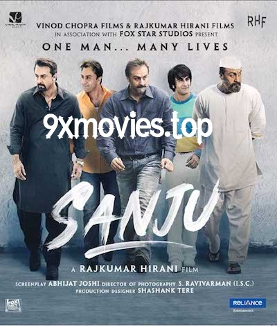 Sanju 2018 Hindi Blu Ray Movie Download