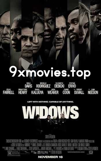 Widows 2018 English Full Movie Download