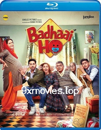 Badhaai Ho 2018 Hindi 720p BluRay 900mb