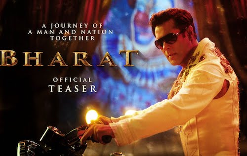 Bharat 2019 Official Teaser Trailer Salman Khan