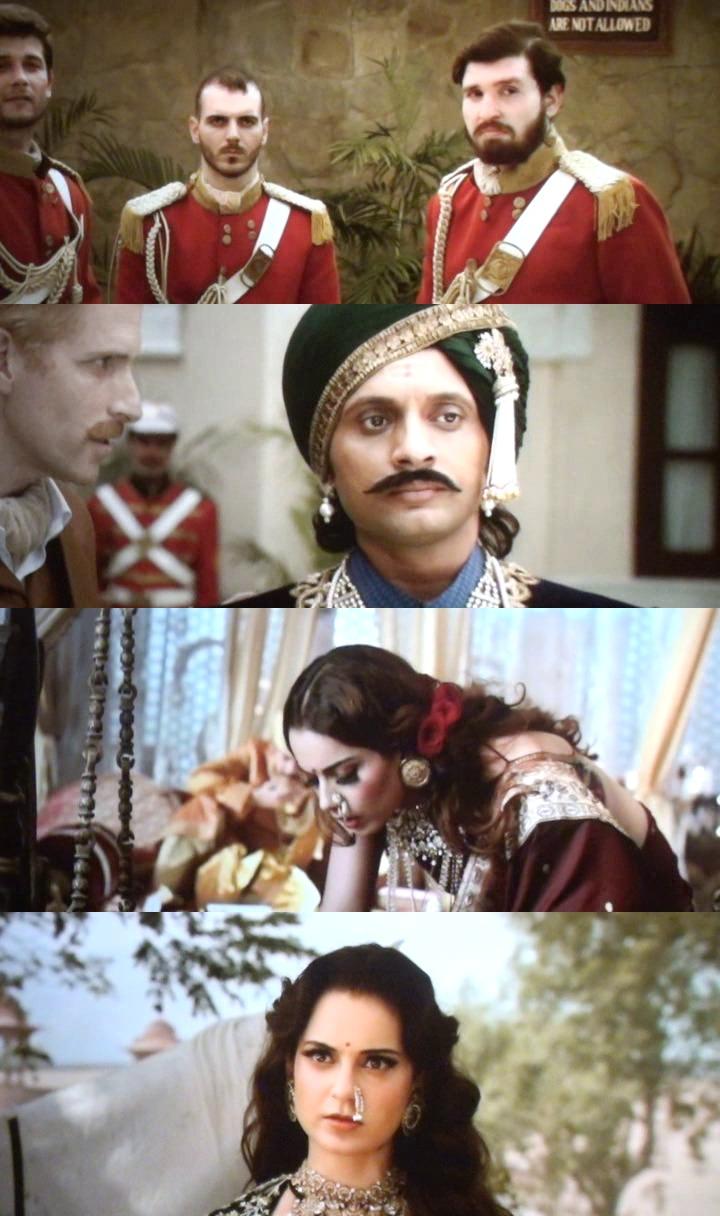 Robot Manikarnika: The Queen of Jhansi 2019 Dual Audio Hindi BluRay Full Movie Download HD