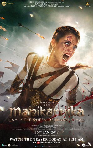 Manikarnika: The Queen of Jhansi 2019 Hindi 720p 1.1GB WEB-DL x264 DD5.1