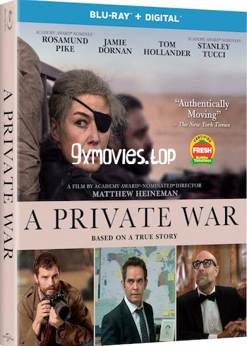 A Private War 2018 English Bluray Movie Download