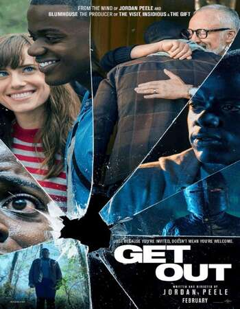 Get Out 2017 Hindi Dual Audio BRRip Full Movie 720p Free Download