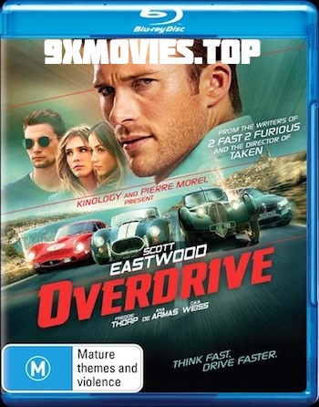 Overdrive 2017 Dual Audio Hindi Bluray Movie Download