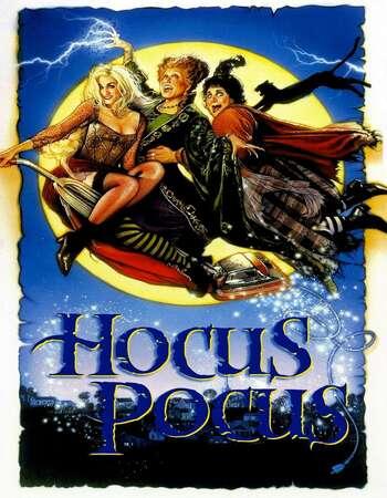 Hocus Pocus 1993 Hindi Dual Audio BRRip Full Movie 720p Free Download