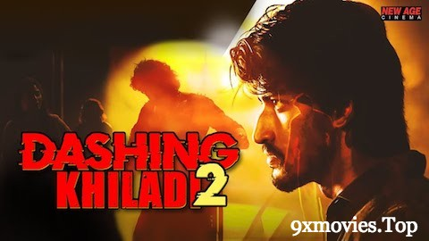 Dashing Khiladi 2 (2019) Hindi Dubbed Full 300mb Movie Download