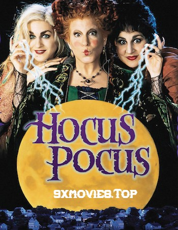 Hocus Pocus 1993 Dual Audio Hindi 720p BluRay 800mb