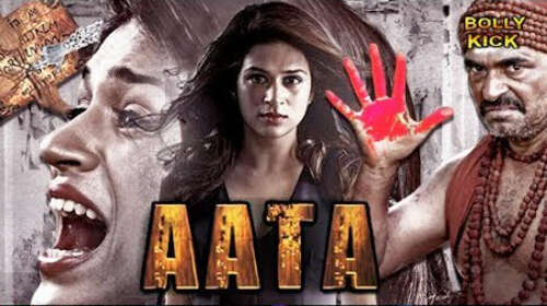 Aata The Game Of Fear 2019 Hindi Dubbed 720p HDRip x264