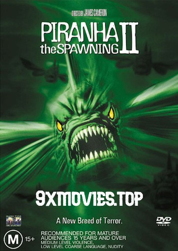 Piranha II The Spawning 1981 Dual Audio Hindi Bluray Movie Download